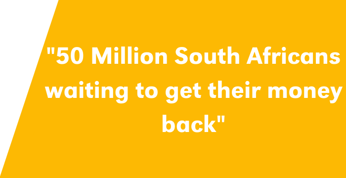 50 Million South Africans