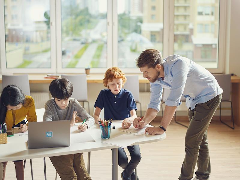 Programming School for Children